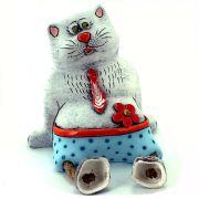 Piggy bank Cat Vasily