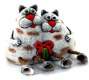 Piggy bank Hearty cats