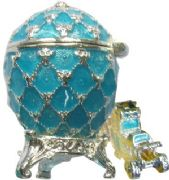 "Egg ""With a Carriage"""