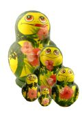 5CM853A Nesting Doll  Frog